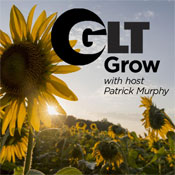 Support for GLT's Grow comes from Chris Holderly at Advantage Lawn & Landscape Inc.